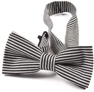 Appaman Boys' Twill Striped Bow Tie
