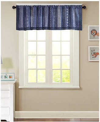 "Ink+ivy Ink+ivy Oliver 50"" x 18"" Cotton Window Valance"