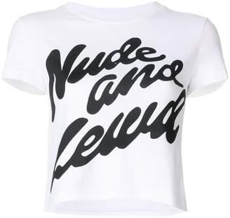 House of Holland slogan T-shirt