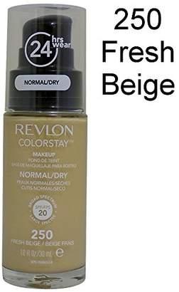 Revlon 2x Colorstay Pump 24HR Make Up SPF20 Norm/Dry Skin