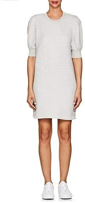 Current/Elliott WOMEN'S COTTON-BLEND TERRY SWEATSHIRT DRESS