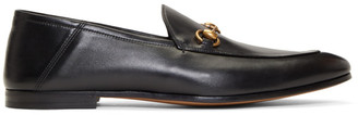 Gucci Black Brixton Loafers
