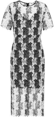 Diane von Furstenberg Guipure lace dress