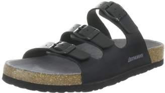 Dr. μ Dr. Brinkmann Womens 701171 Mules Black black Size: (7.5 Damen UK)