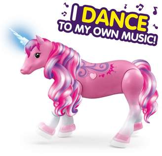 Girls Little Live Pets Sparkles My Dancing Unicorn