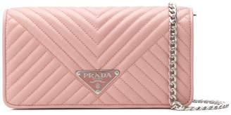 0523597a9b88 Prada Clutches For Women - ShopStyle Canada