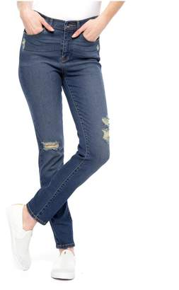 Juicy Couture Distressed Skinny Jean