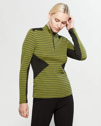 We Norwegians Stalheim Half-Zip Merino Wool Sweater