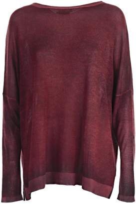 Avant Toi Dropped Shoulder Sweater