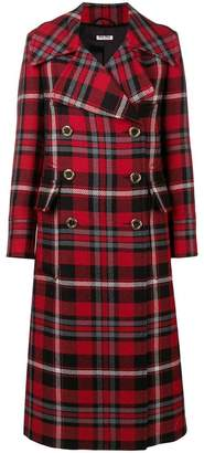 Miu Miu double-breasted coat