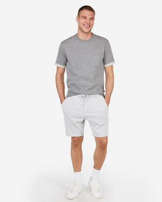 Express Garment Dyed Shorts