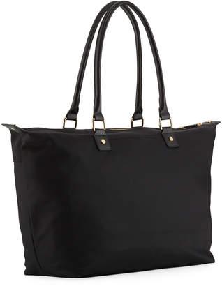 Iconic American Designer Belfast Dressy Nylon Tote Bag