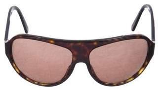 Burberry Tortoiseshell Cat-Eye Sunglasses