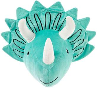 Hiccups Triceratops Head Novelty Cushion