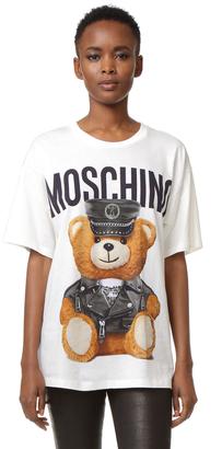 Moschino Moschino Bear T-Shirt $225 thestylecure.com