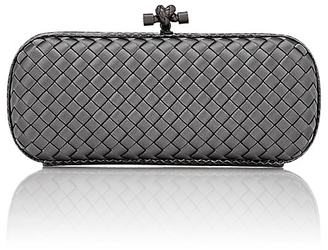 Bottega Veneta Women's Intrecciato Long Clutch $1,750 thestylecure.com