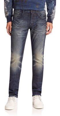 Windsor Slim Fit Jeans $250 thestylecure.com