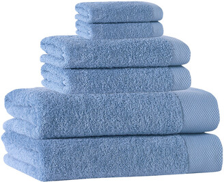 Enchante Home Signature 6Pc Turkish Towel Set
