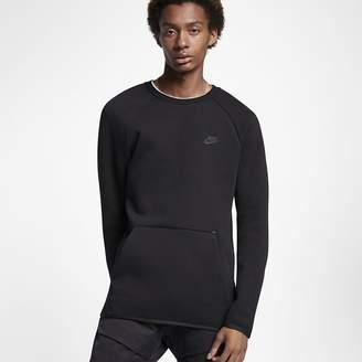 Nike Sportswear Tech Fleece Men's Long-Sleeve Crew