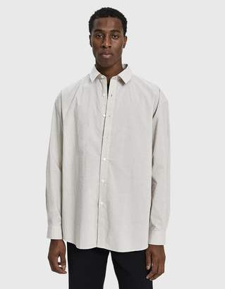 Éditions M.R Pantheon Oversized Button Up Shirt