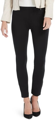 Spanx The Perfect Black Pants - Back Seam Skinny Pants