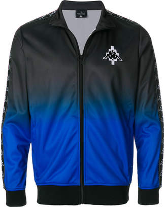 Marcelo Burlon County of Milan Kappa gradient track jacket