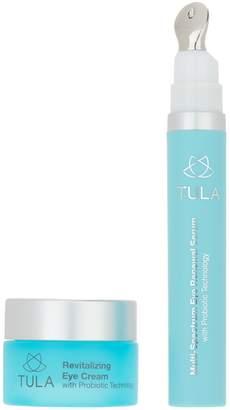 Tula TULA by Dr. Raj Day & Night Probiotic Eye Treatment Duo