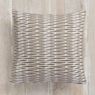 Seafarer Weave Self-Launch Square Pillows