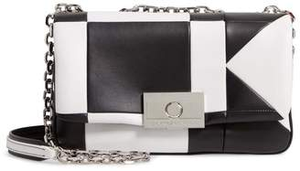 Calvin Klein 205W39NYC Large Quilted Leather Shoulder Bag