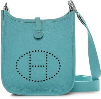 Hermes Messenger Evelyne Taulliron Clemence TPM Bleu Atoll
