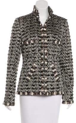 Chanel Paris-Bombay Metallic Jacket w/ Tags