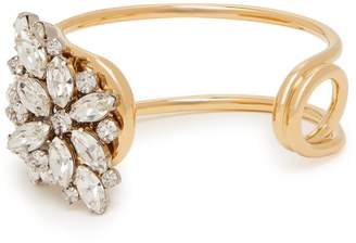 Burberry Daisy crystal-embellished cuff