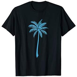 Coco palms T Shirts Funny Beach Tropical Coco Palms Tee