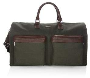 hook + ALBERT Gen 2 Twill Garment Weekender Bag