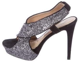 Diane von Furstenberg Irina Platform Sandals