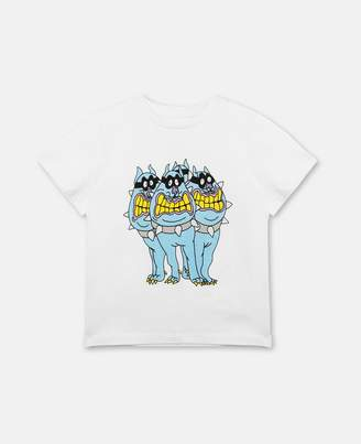 Stella McCartney Cotton T-shirt All Together Now, Men's