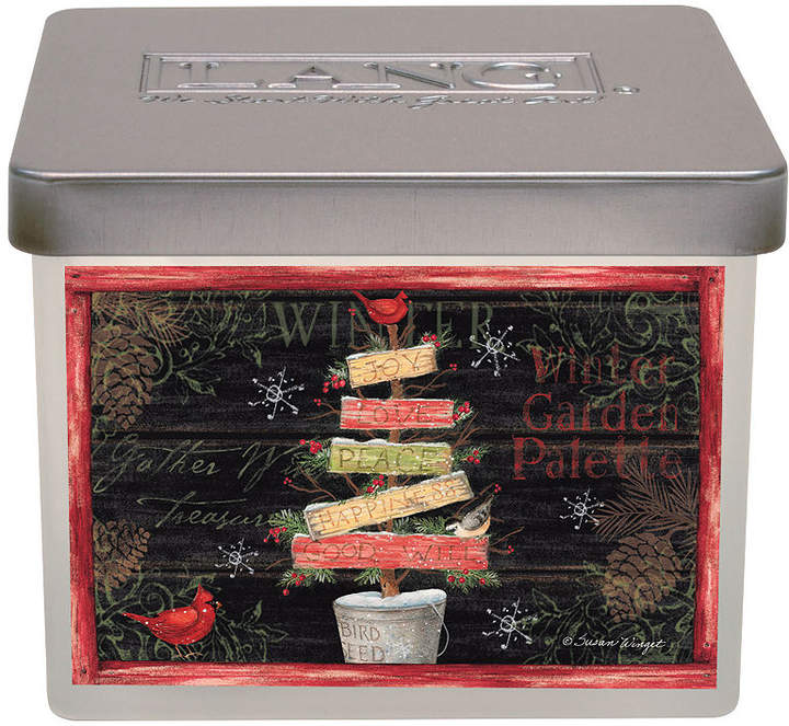 LANG Winter Pallet Small Jar Candle - 12.5 Oz