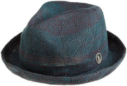 LiViTY Outernational Men's Flowing Fedora Hat