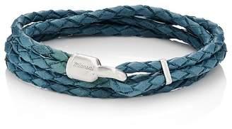 Men's Trice Double-Wrap Bracelet