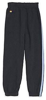 Aviator Nation Little Boy's & Boy's Five-Stripe Sweatpants