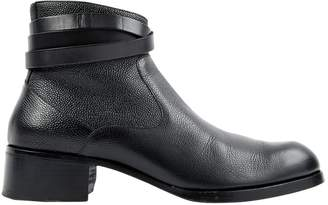 Mr. Hare Leather boots