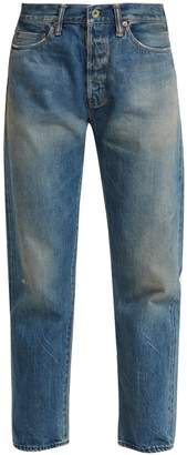 Chimala Selvedge straight-leg jeans