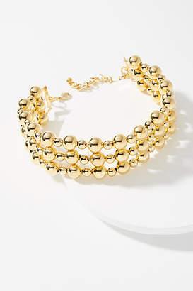 Venessa Arizaga Triple Tier Choker Necklace