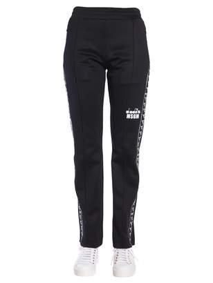MSGM Diadora Co-lab Trousers