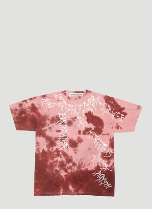 Ottolinger Exclusive Event Tie-Dye T-Shirt in Pink
