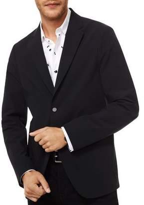 Michael Kors Men's Two-Button Nylon Sport Jacket