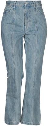 Sandy Liang Denim pants - Item 42691046LX