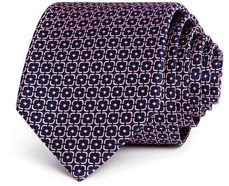 Bloomingdale's The Men's Store at Geometric Neat Classic Tie - 100% Exclusive