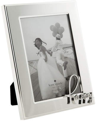 Kate Spade In a Word Photo Frame