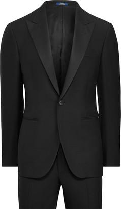 Ralph Lauren Polo Wool Peak-Lapel Tuxedo
